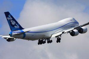 Boeing a reçu une commande de 82 avions du loueur BOC Aviation