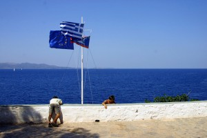 drapeau grece -europe_photo de Mathieu H