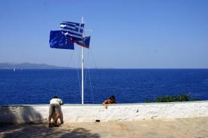 drapeau grece -europe_photo de Mathieu H
