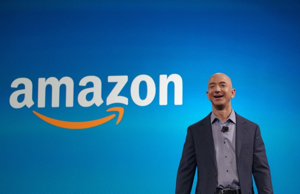 Jeff Bezos Fortune Amazon Bourse