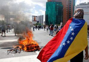 Venezuela Récession Maduro Famine
