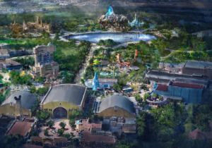 Disneyland Paris investissements tourisme