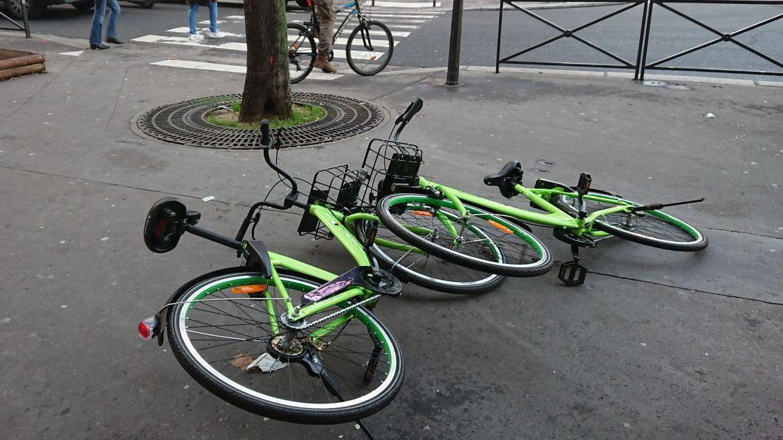 Gobee.bike France vélos libre-service