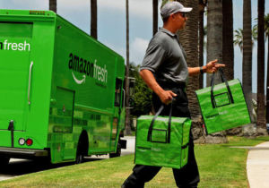 Amazon Fresh France lancement