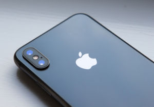 Apple iPhone chiffre d'affaires