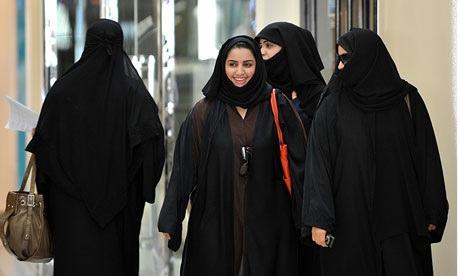 Femmes Arabie saoudite